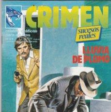 Cómics: CRIMEN Nº 59. ZINCO 1981. CÓMIC ADULTOS (COMO NUEVO). Lote 83958880