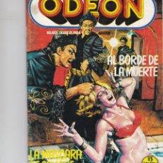 Cómics: ODEÓN Nº 71. ZINCO 1987. CÓMICS ADULTOS (BUEN ESTADO). Lote 83961936