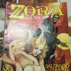 Cómics: ZORA LA VAMPIRA 10-1987. Lote 133092450