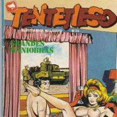 Cómics: TENTETIESO Nº24 ZINCO 1988 66 PÁGINAS. CÓMICS ADULTOS. BUEN ESTADO. Lote 84090568