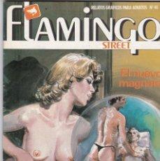 Cómics: FLAMINGO Nº 40 ZINCO 1987 66 PÁGINAS. CÓMICS ADULTOS. (BUEN ESTADO). Lote 84097080