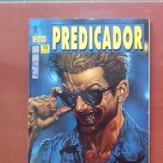 Cómics: PREDICADOR POR GARTH ENNIS, STEVE DILLON - EDICIONES ZINCO (1996). Lote 84489607