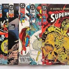 Cómics: SUPERMAN NÚMEROS: 2, 6, 6, 86, 94 Y 109. EDICIONES ZINCO (VER FOTOS INDIVIDUALES). Lote 84509248