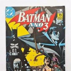 Cómics: BATMAN AÑO 3, NÚMERO 1. EDICIONES ZINCO.. Lote 84509912