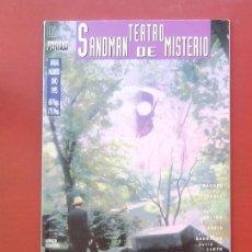 Cómics: SANDMAN TEATRO DE MISTERIO ANUAL 1 POR MATT WAGNER, STEVEN T. SEAGLE - EDICIONES ZINCO (1995). Lote 84529115