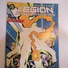 Cómics: LEGION DE SUPERHEROES NUM 9 - EDICIONES ZINCO -. Lote 84566122
