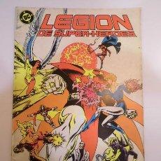 Cómics: LEGION DE SUPERHEROES NUM 10 - EDICIONES ZINCO -. Lote 84566126
