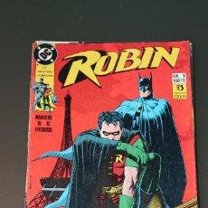 Cómics: ROBIN 1 DE LA MAXISERIE DE 12 NÚMEROS ZINCO. Lote 84667560