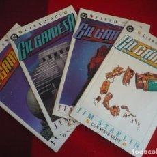 Cómics: GILGAMESH II 1 AL 4 ( JIM STARLIN STEVE OLIFF ) ¡COMPLETA! ¡BUEN ESTADO! ZINCO DC. Lote 84894668