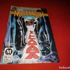 Cómics: MILLENNIUM Nº 2 - EDICIONES ZINCO. Lote 84978376