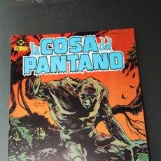 Cómics: LA COSA DEL PANTANO 2 VOLUMEN 1 ZINCO. Lote 85097376