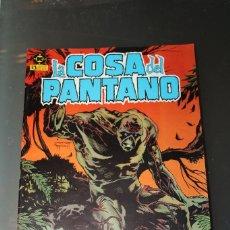 Cómics: LA COSA DEL PANTANO 2 VOLUMEN 1 ZINCO. Lote 85097392