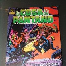 Cómics: LA COSA DEL PANTANO 3 VOLUMEN 1 ZINCO. Lote 85097440