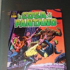 Cómics: LA COSA DEL PANTANO 3 VOLUMEN 1 ZINCO. Lote 85097448
