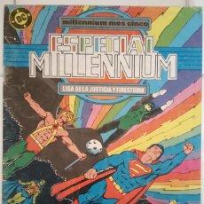 Cómics: ESPECIAL MILLENNIUM Nº6 DE JOHN OSTRANDER, KEITH GIFFEN, J.M. DE MATTEIS, KEVIN MAGUIRE.... Lote 85250180