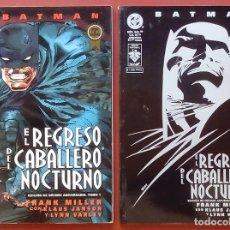 Cómics: BATMAN: EL REGRESO DEL CABALLERO NOCTURNO - DÉCIMO ANIVERSARIO -FRANK MILLER-EDITORIAL VID (1997). Lote 85553387