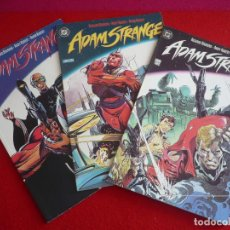 Cómics: ADAM STRANGE 1 AL 3 ( RICHARD BRUNING ADAM KUBERT ) ¡COMPLETA! ¡MUY BUEN ESTADO! ZINCO DC. Lote 85882696