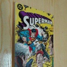 Cómics: SUPERMAN VOL 2 / RETAPADO 11 A 15 / EDICIONES ZINCO. Lote 109238482