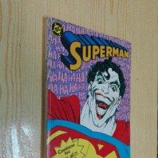 Cómics: SUPERMAN VOL 2 / RETAPADO 21 A 25 / EDICIONES ZINCO. Lote 109238487