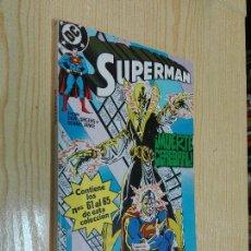 Cómics: SUPERMAN VOL 2 / RETAPADO 61 A 65 / EDICIONES ZINCO. Lote 109238499