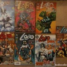 Cómics: LOBO 6 TAPA DURA DE NORMA Y UN GRAPA. Lote 188822726