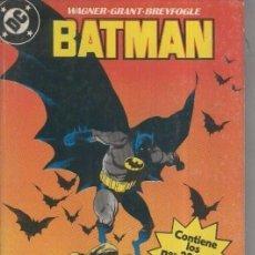 Cómics: BATMAN VOLUMEN 2 RETAPADO 22 AL 27. Lote 86218880