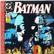 Cómics: BATMAN Nº 40. Lote 86297140