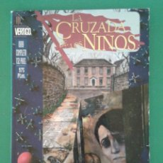 Cómics: LA CRUZADA DE LOS NIÑOS, DE NEIL GAIMAN Y CHRIS BACHALO. Lote 86392892