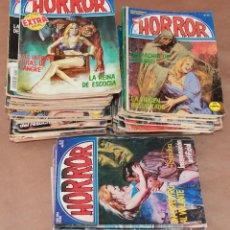 Cómics: COMIC PARA ADULTOS - HORROR 2 4 6 9 11 12 13 ...87 88 89 90 93 98 99 100 105 106 108 - ZINCO, 1977. Lote 86532311