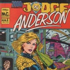 Cómics: JUDGE ANDERSON - Nº6 , MC EDICIONES / COMIC/MUNDI-178. Lote 86610452