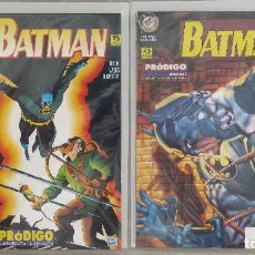 Cómics: BATMAN PRODIGO TOMOS 1+2 (ZINCO). Lote 86928768