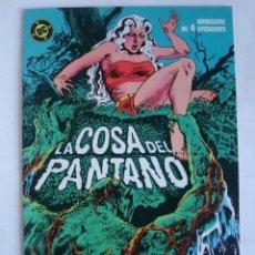 Cómics: LA COSA DEL PANTANO VOL. 2 Nº 3 (ZINCO). Lote 86930476