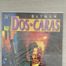 Cómics: BATMAN DOS CARAS TOMO ÚNICO RÚSTICA (ZINCO). Lote 86933924