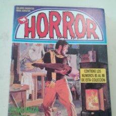 Cómics: COMIC HORROR-EXTRA Nº 8-ED. ZINCO-1981-CONTIENE 4 COMICS . Lote 87504372