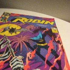 Cómics: ROBIN Nº 4 EDICIONES ZINCO, 1991. Lote 87554880