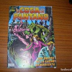 Cómics: LA COSA DEL PANTANO Nº 5 EDITA ZINCO . Lote 87574584