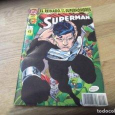 Cómics: SUPERMÁN. EL REINADO DE LOS SUPERHOMBRES. DC. EDICIONES ZINCO. Nº 4. 52 PÁGINAS. ESPECIAL.. Lote 87705860