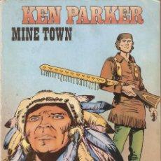 Cómics: KEN PARKER, AÑO 1.982. (20 X15.) Nº 2. ORIGINAL EDICIONES ZINCO S. A.. Lote 88162908