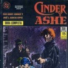Cómics: CINDER Y ASHE RETAPADO N. 1. Lote 88193968