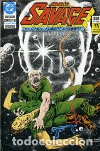 DOC SAVAGE RETAPADO N. 1 (Tebeos y Comics - Zinco - Retapados)