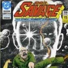 Cómics: DOC SAVAGE RETAPADO N. 1. Lote 88196252