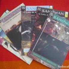 Cómics: SANDMAN 2, 3, 4, 5 Y 6 ( GAIMAN ZULLI ) LA CASA DE MUÑECAS ¡BUEN ESTADO! ZINCO DC VERTIGO. Lote 89038580