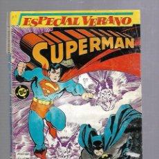 Cómics: SUPERMAN. ESPECIAL VERANO. Nº 2. EDICIONES ZINCO. Lote 89249236