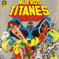 Cómics: CÓMIC NUEVOS TITANES Nº 1. Lote 89432036
