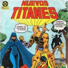 Cómics: CÓMIC NUEVOS TITANES Nº 2. Lote 89432124