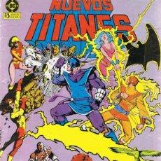 Cómics: CÓMIC NUEVOS TITANES Nº 30 . Lote 89432224
