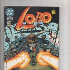 Comics: LOBO: EL DUELO.DA. Lote 90440209