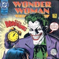 Cómics: WONDER WOMAN VOL. 2 Nº 2: LA TRAMPA DEL JOKER (1 TOMO) ZINCO. Lote 90456239