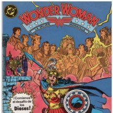Cómics: GEORGE PEREZ. WONDER WOMAN. EDICIONES ZINCO: NUMS 8 AL 38 ( EXCEPTO 3 NUMS ). Lote 238909765