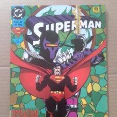 Cómics: SUPERMAN N° 27: OPERACIÓN DRAGÓN. 52 PÁGINAS POR JURGENS Y BREEDING. EDICIONES ZINCO.. Lote 90961225